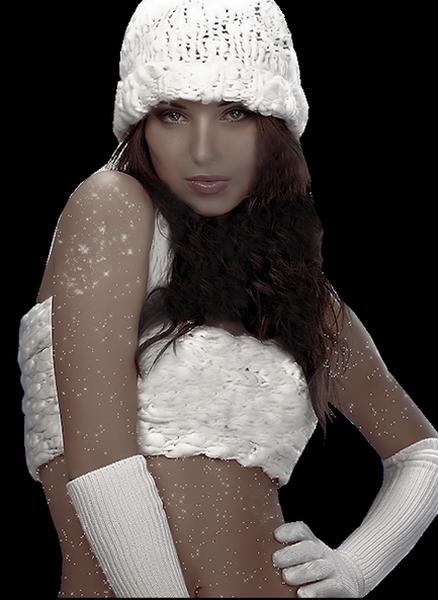 Femmes de Noël Série 6