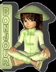 tags bonjour - bonsoir - Allo - Coucou