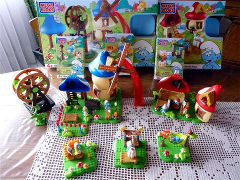 Le carnaval des schtroumpfs la maison du grand schtroumpf et autres schtroumpf passion - Le grand schtroumpf et la schtroumpfette ...