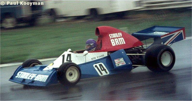 BRM Bob Evans