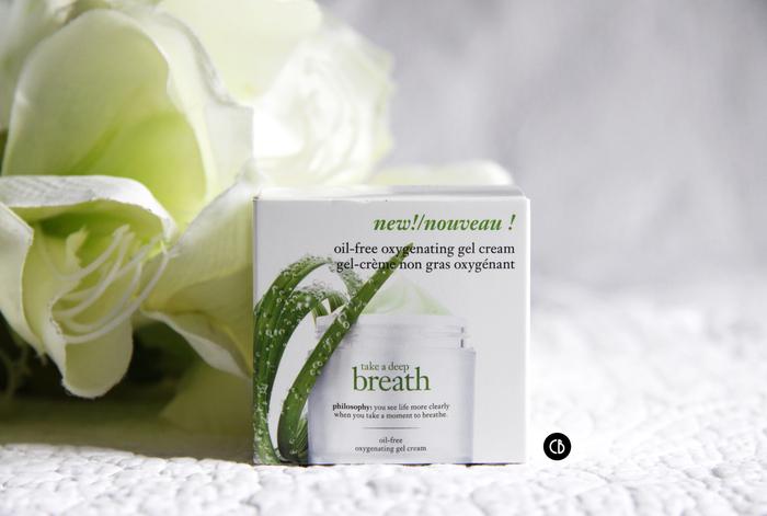 Take a Deep Breath, la crème oxygénante de Philosophy