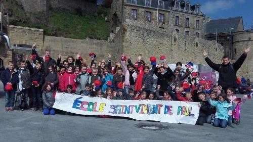 Le Mont Saint Michel !!!