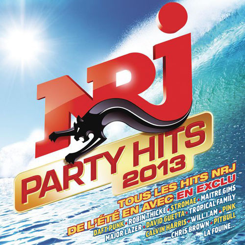 VA - NRJ Party Hits 2013 (2013) [MP3 - 320 Kbps]