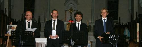 Concerts du 22 octobre 2011, Auby et Noyelles-Godault