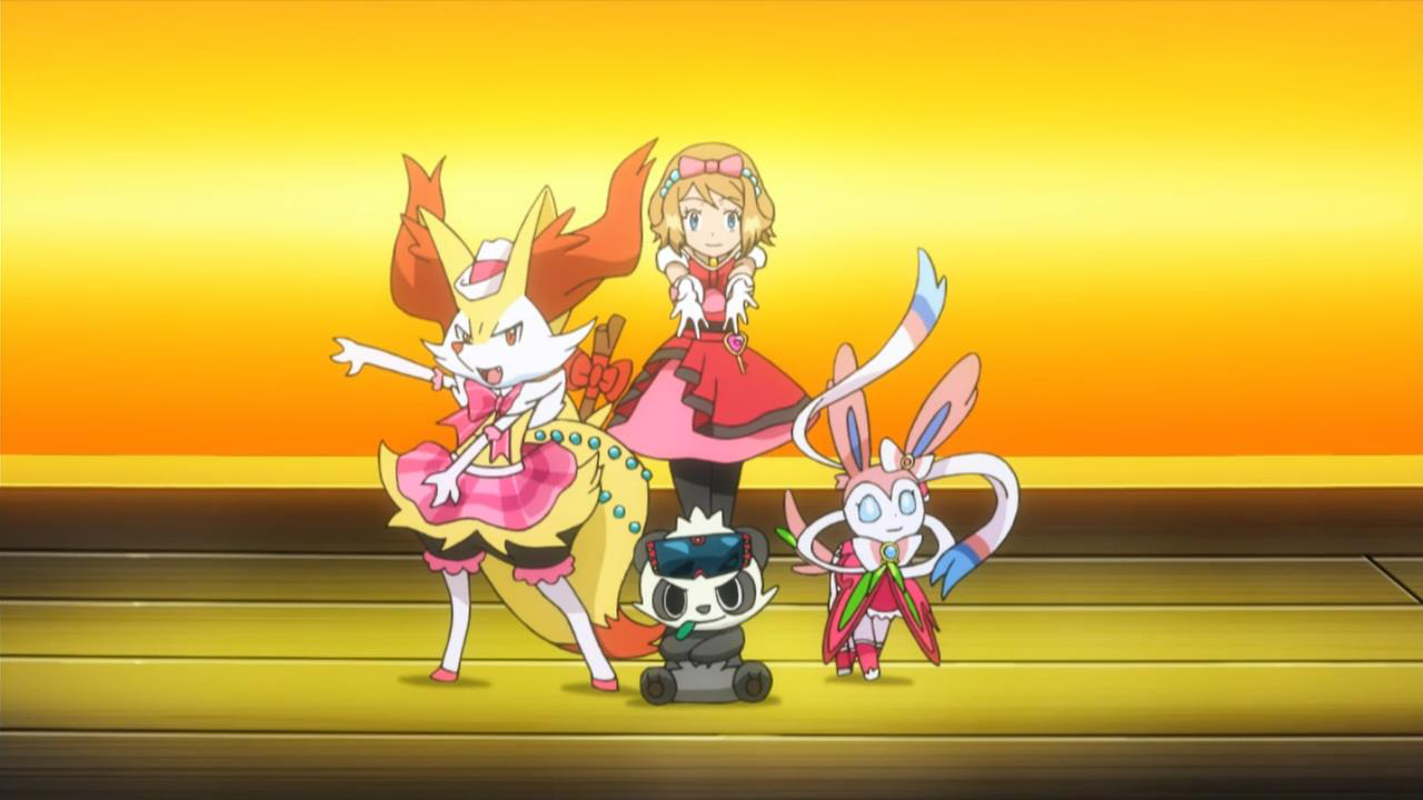 Pokémon XY&Z saison 19 streaming épisode 16 VF français