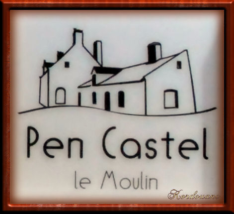 Pen Castel, le moulin à marée