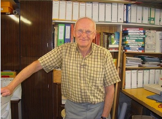 Michel Diey, un membre éminent des Amis du Châtillonnais...