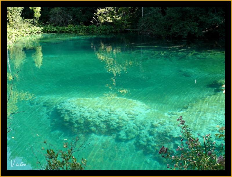 Croatie : lac de Plitvice (2)