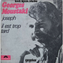 Joseph de..Georges Moustaki