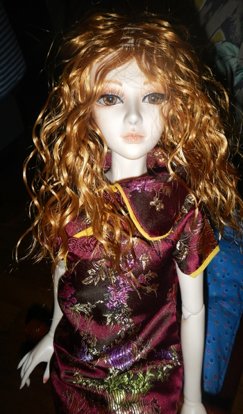 new wig doll 289