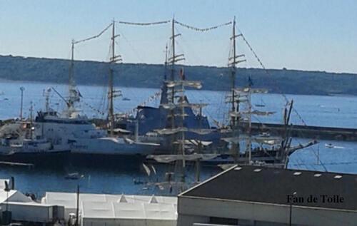 Brest 2016 : Tous à bord ou tribord !