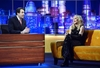 Madonna at the Jonathan Ross Show 2015 (1)