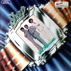 The Moments - Sharp - Complete LP