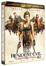 [Blu-ray 3D] Resident Evil: Chapitre final