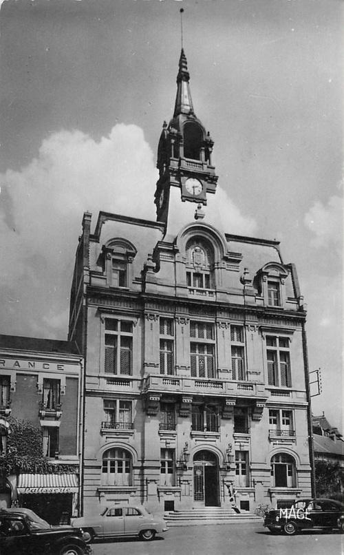Somme, Ham, L'Hôtel de Ville