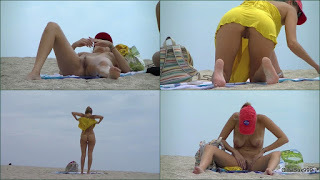 Mrs. Brooks Nude Beach Day.