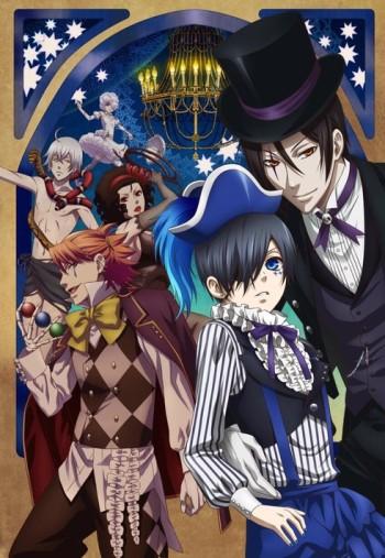 مترجم Kuroshitsuji: Book of Circus انمي