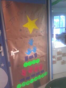 Bienvenus dans le monde de Noël de l'école de Ranchal
