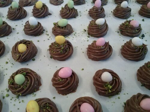 GANACHE CHOCOLAT PRALINE