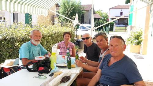 2ème jour à Miramont Sensacq