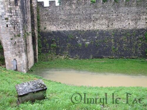 La Seine et Marne sous les eaux - Situation à Provins
