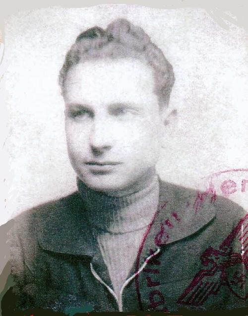 Adolescent en 1943, il parle de son embrigadement au S.T.O