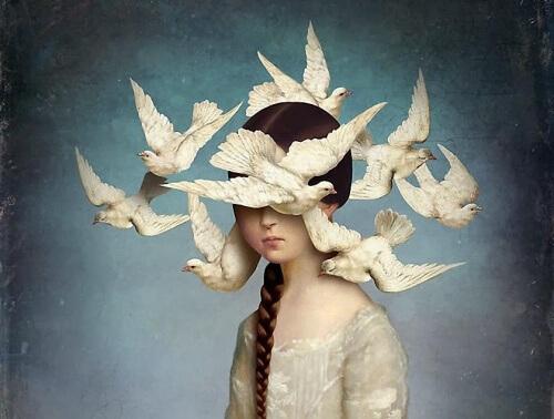 oiseau-femme