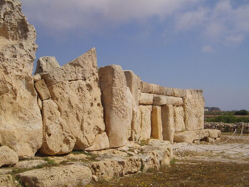 Temples mégalithiques à Malte (photos)