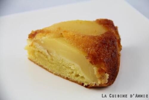 Gâteau aux poires (recette d'