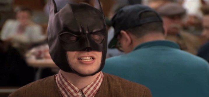 Batman s'incruste dans des scenes de films cultes