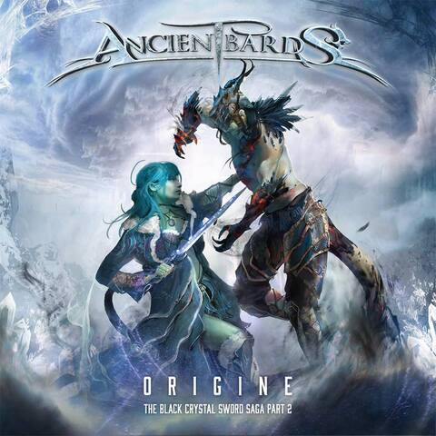 ANCIENT BARDS - Un nouvel extrait de l'album Origine - The Black Crystal Sword Saga Part II dévoilé