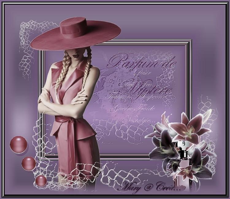 Mary @ Créa...Parfum de Mystère..02...