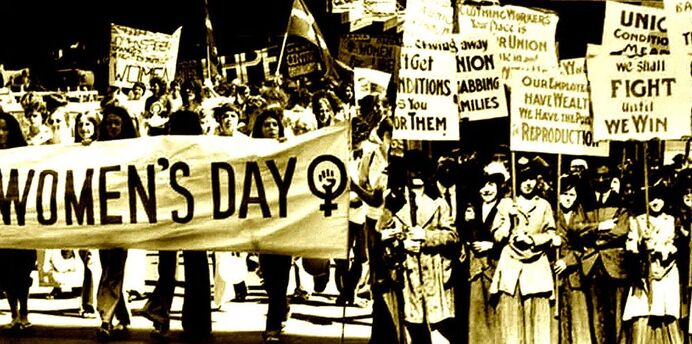 8 Mars 2016 «Journée internationnale des femmes ou journée de la Femme»  ce depuis 1909 à ce jour …..