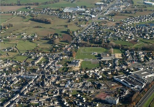 Côtes-D'Armor - Yffiniac