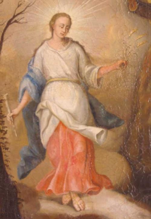 Les apparitons de la Vierge