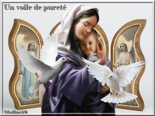 Un bel hommage à la Vierge Marie (suite)