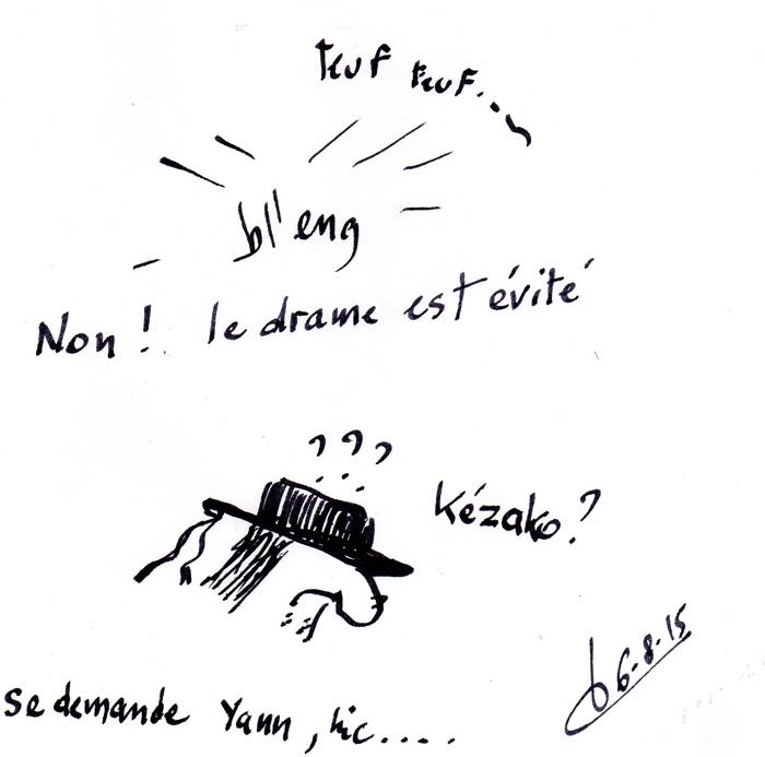 Bretagne/explosifs/guerre mondiale