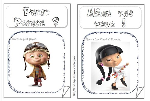 Cartes d'inspiration (suite)