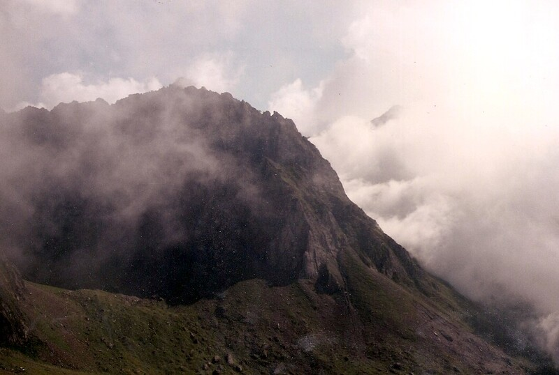 La montagne du dieu vivant (J.M.G. Le Clézio)