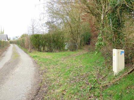 Le chemin de Charlotte Corday d'Armont