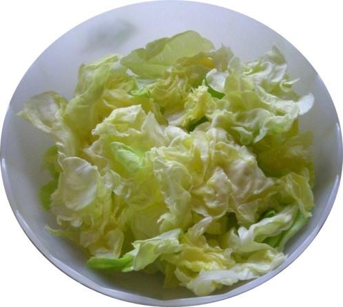 """L'amie de notre santé ... """"la Salade"""" ..."""