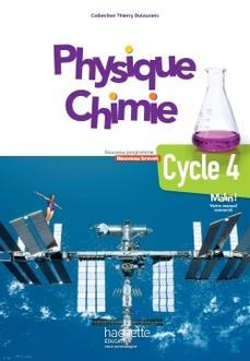 Manuel de Physique-Chimie pour le cycle 4