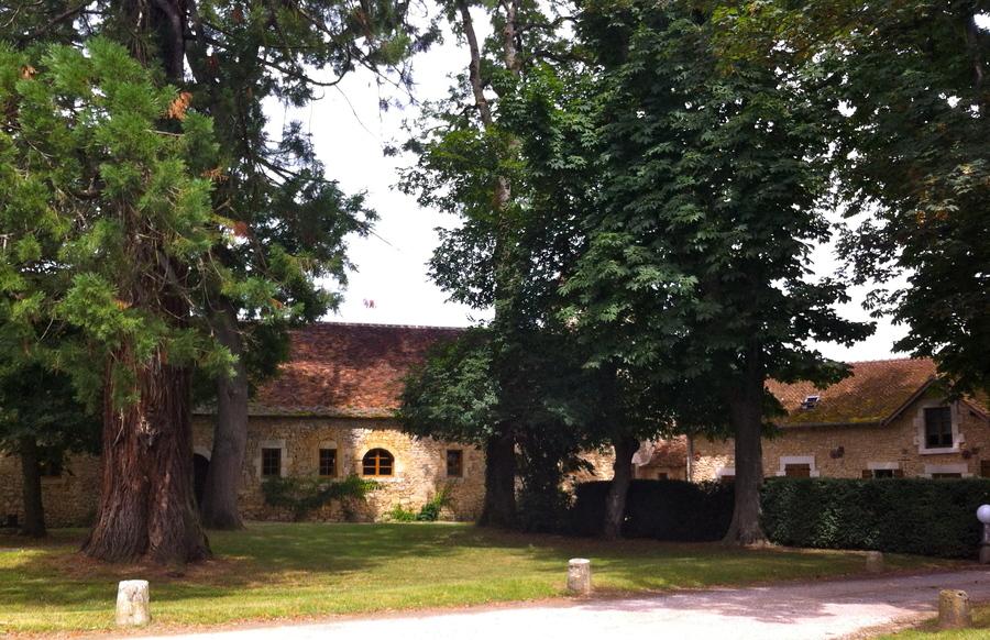 Château de Bouesse en Berry !