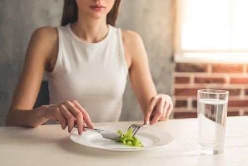 perte d'appétit et ulcère gastrique