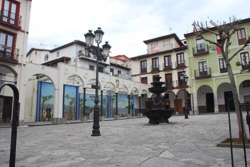 Plazza  Marques de Anbaida