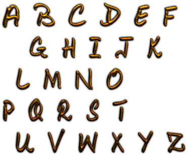Alphabet Steampunk