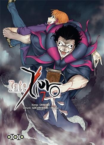 Fate zero - Tome 07 - Takashi Takeuchi & Gen Urobushi