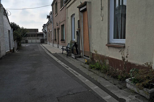 Quelques rues de mon enfance...