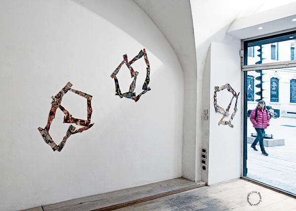 Art Exposition Jean-Marc Saulnier 2017