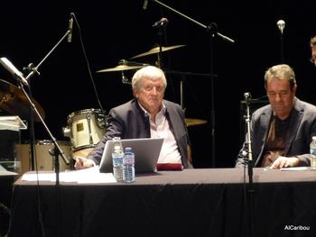 Jean-Marie Klinkenberg et Pierre Janin